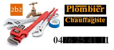 Plombier chauffagiste Uccle