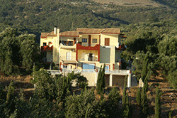 Sivota apartments