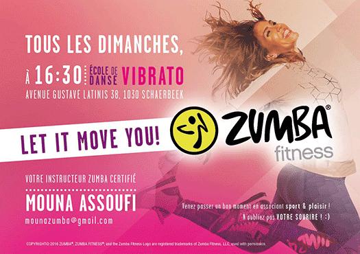 Zumba fitness à Schaerbeek